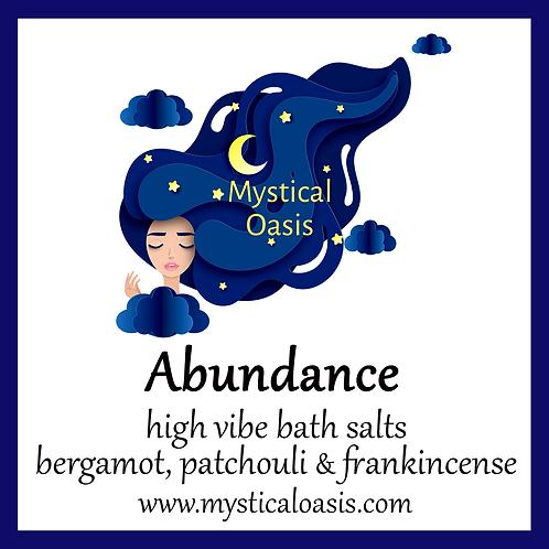 Manifest Abundance Bath Salts