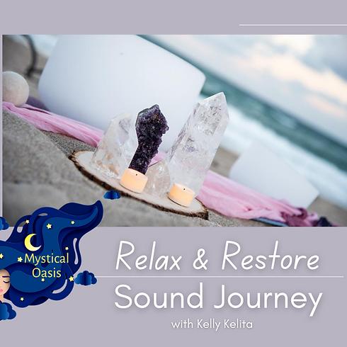Relax & Restore Sound Journey