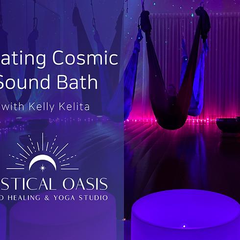 Floating Cosmic Sound Bath