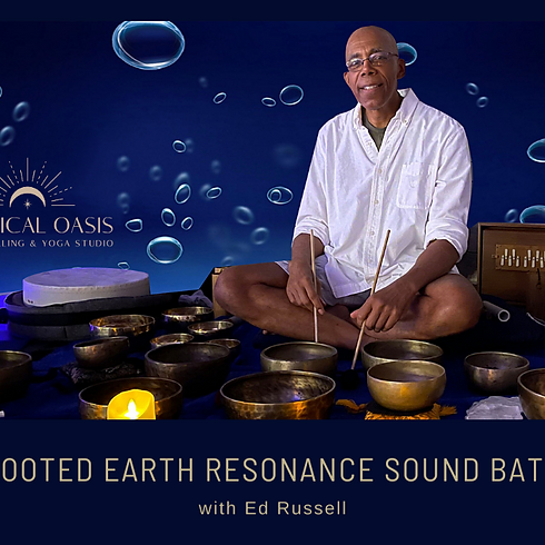 Rooted Earth Sound Bath