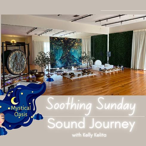 Soothing Sunday Sound Journey