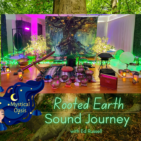 Rooted Relaxation Sound Journey