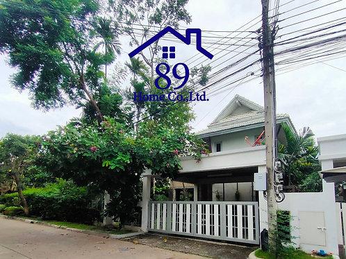 ขายบ้านเดี่ยว 2 ชั้น โนเบิล วานา วัชรพล (Noble Wana Watcharapol)