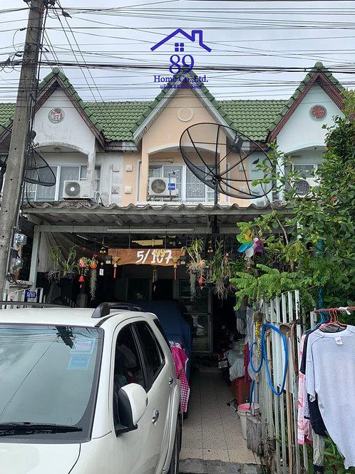 ขายทาวน์เฮ้าส์2 ชั้น หมู่บ้านตะวันนา ซอยจตุโชติ12