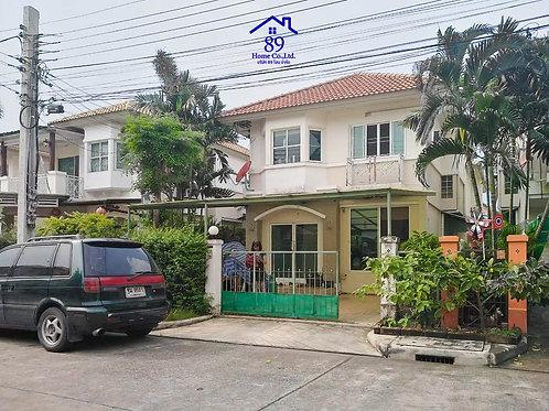 ขายบ้านแฝด 2 ชั้น ไพรเวทพาร์ค ชวนชื่นซิตี้ ถนนรามอินทรา65 ซอยคู้บอน2