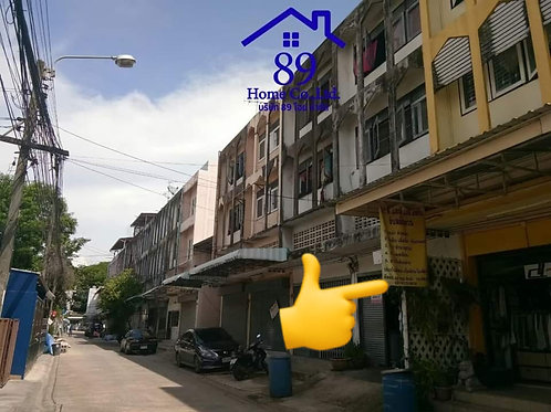 ขายอาคารพาณิชย์ 3 ชั้น ซอยเสรีไทย48