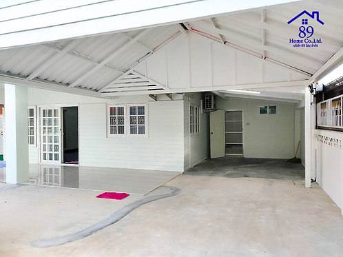 ขายบ้านเดี่ยว ซอยพระยาสุเรนทร์ 8 รีโนเวทใหม่ หมู่บ้านแสนนคร