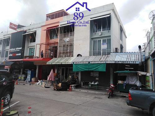 ขายอาคารพาณิชย์ 3 ชั้น ซอยเสรีไทย43 หมู่บ้านแกรนดิตี้