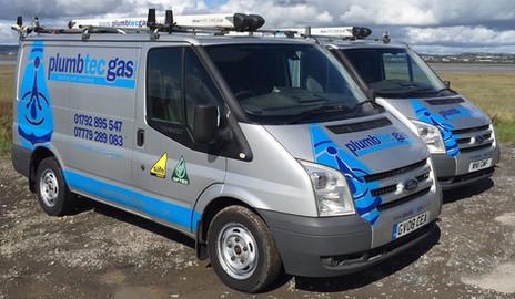 Plumbtec Gas Ltd Vans Swansea