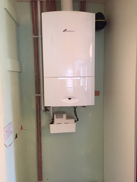 Plumbtec Gas Boiler Installation
