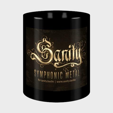 Tasse/Mug Sanity - Symphonic Metal
