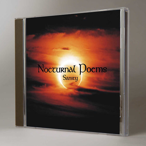 CD Sanity - Nocturnal Poems (1999)