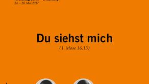 27. May 2017 Sanity at the Kirchentag Berlin
