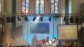Review and Expression of Thanks! Sanity Concert at the Zwölf-Apostel-Church