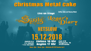 Sanity – Live in Concert! 15. December 2018. Club A18, Berlin, Germany