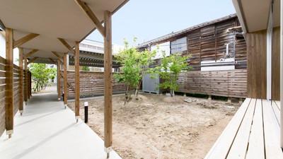 平屋の物件紹介①『長岡のコートハウス』