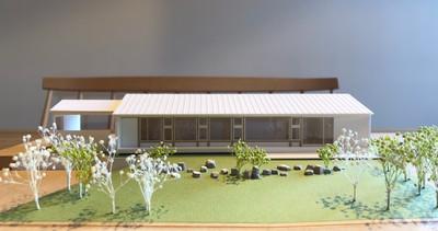 設計中の平屋の住宅です。