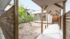 長岡のコートハウス 2015年