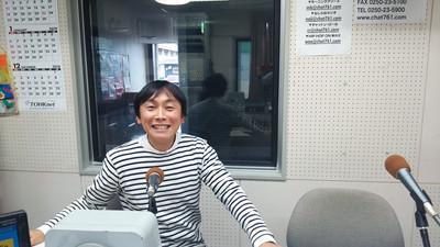 『おうちにまつわるエトセトラ』ラジオチャット・エフエム新津 パーソナリティーとして参戦!!