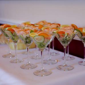 Prawn cocktails