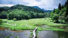 滝頭湿原管理棟 2005年