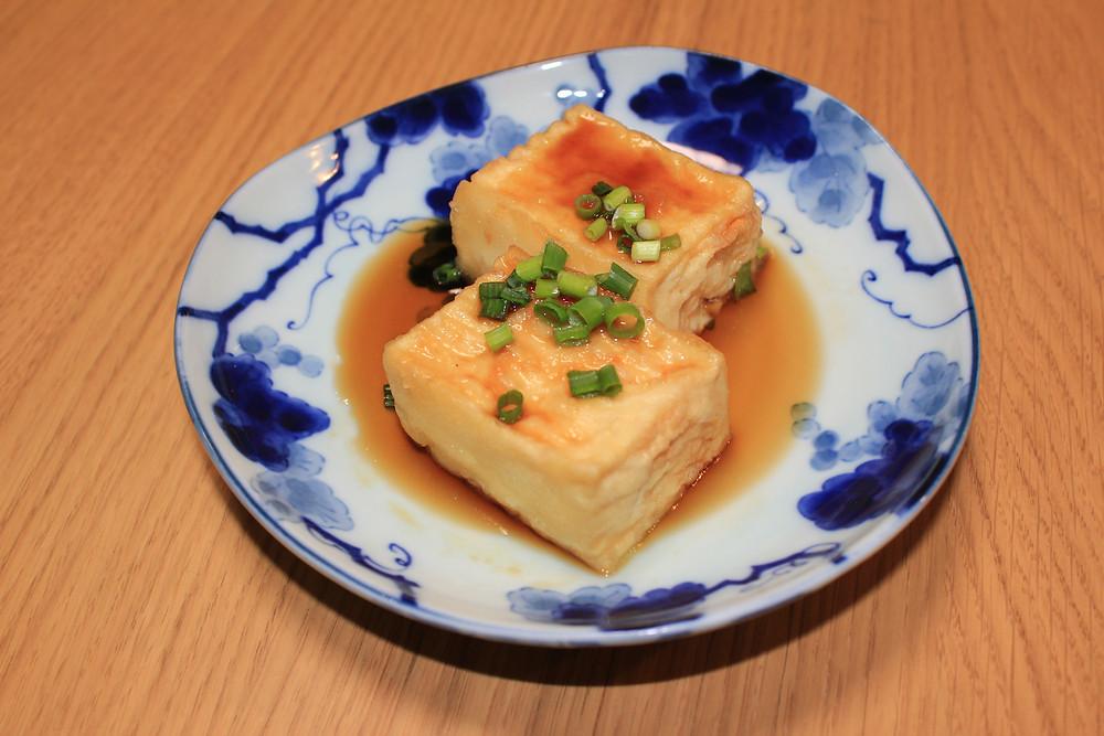 Take easy #soyprotein Tofu Stake