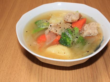 Soup of Wasyoku!