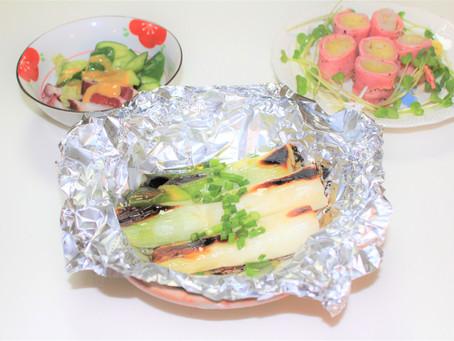 "We  always say ""Itadakimasu"" befor eating."