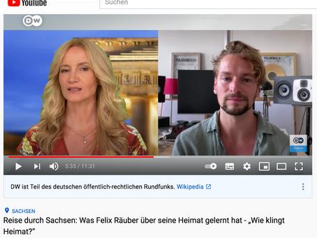 Interview mit der Deutschen Welle