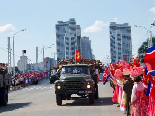 In Nordkorea: wie unsere Heimat-Idee entstand