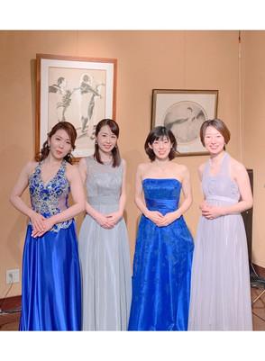 SHOKO STRINGS  New Year Precious Concert *とろける美音* ご来場どうもありがとうございます