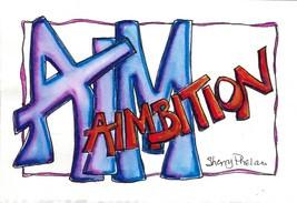 Ambition vs. AIMbition