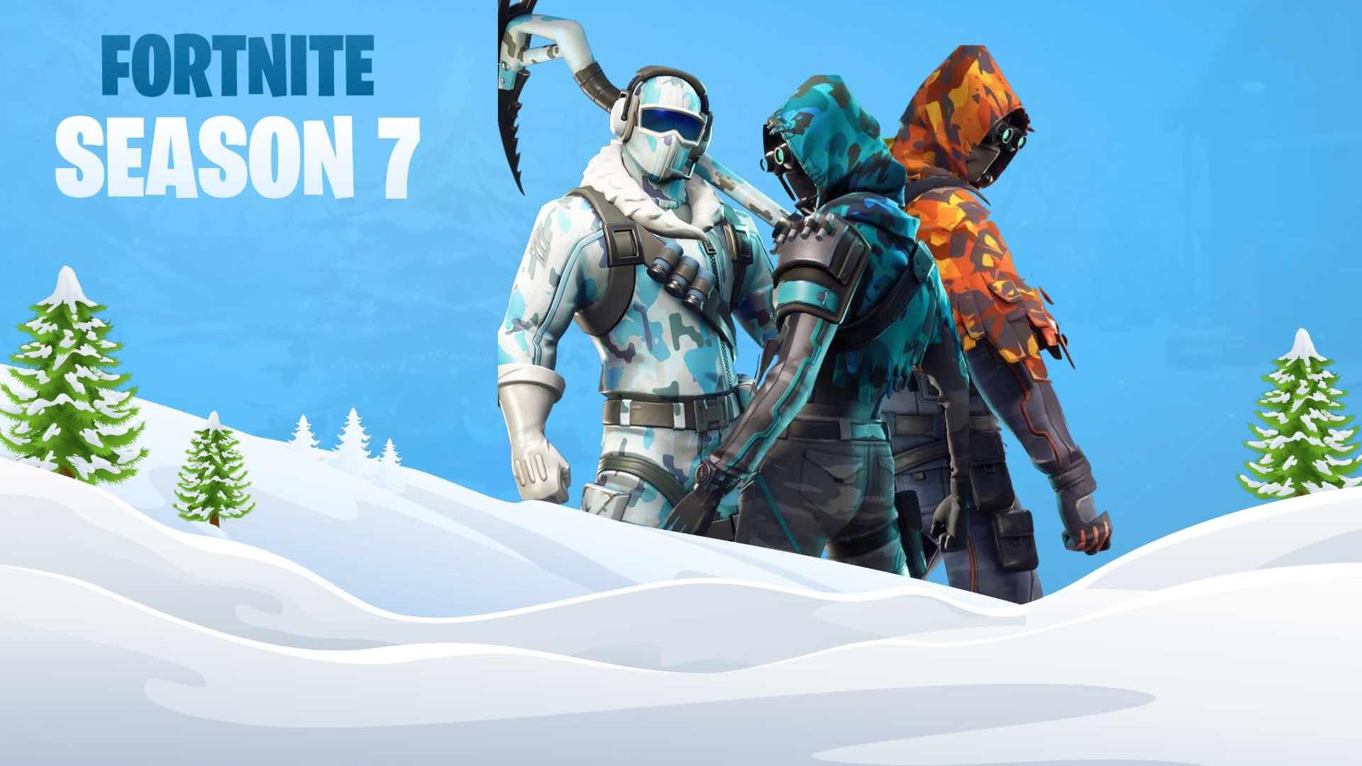 Fortnite Season 7 And Patch Note Details Are Here | GameSofa Entertainment