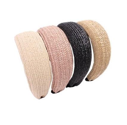 Straw Headband