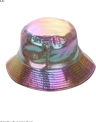 Iridescent Bucket Hat