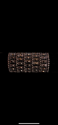 Stretch Rhinestone Cuff