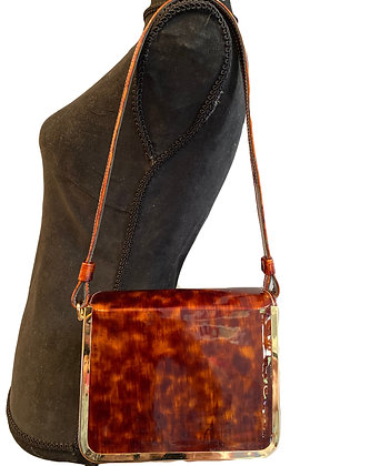 Bags By Viva Tortoise Patent Leather