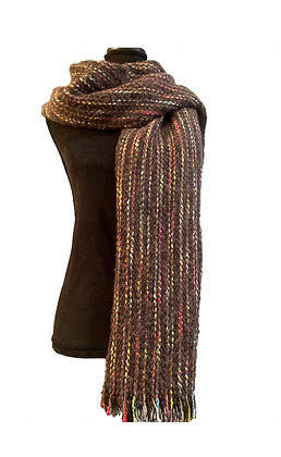 Oversized Soft Multicolor Scarf