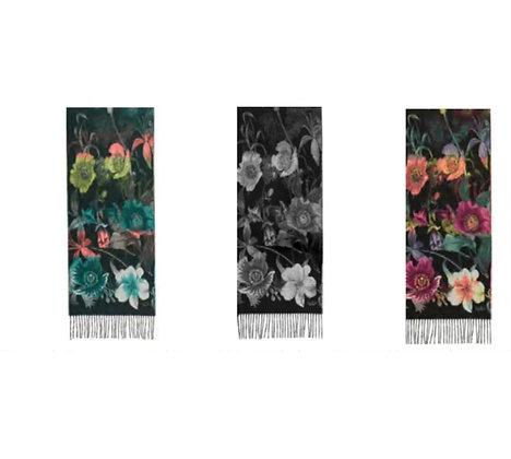 Garden Floral Cashmink Soft