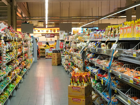 The Rise of The 'Smart' Grocery Store