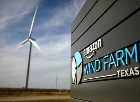 Amazon Is Now Taking Renewable Energy Seriously