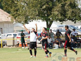 Un final de Futbol esperado por su aficion en Willian Ca. entre los equipos Dptvo. Mexico y A C Mila