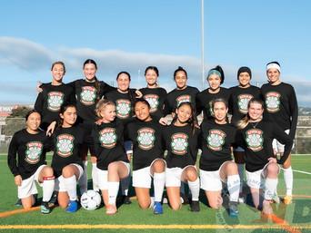 """La temporada de Primavera ha comenzado en la """" Golden Gate Women's Soccer League,"""" Niv"""
