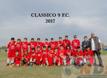 El primero y el segundo lugar en su categoría se vieron en la Final de Futbol...