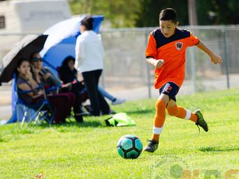 Un futuro prometedor hay en los niños que juegan con pasión al futbol, nos referimos a los equipos I