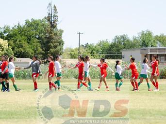 Primero de Mayo venció a las Tapatias por 5-1 y asi obtener el 3er lugar en este torneo...
