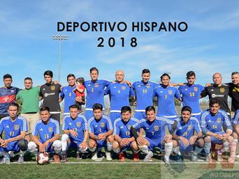 Un equipo que viene de abajo y con la determinación de ir hacia arriba, Dptvo. Hispano vs Elk Grove.