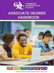 4-Associate Degree Handbook (Effective a