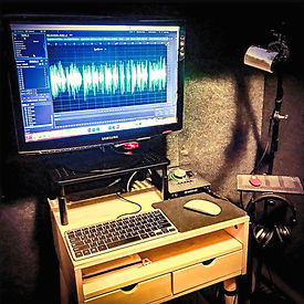 Voiceover Home Studio