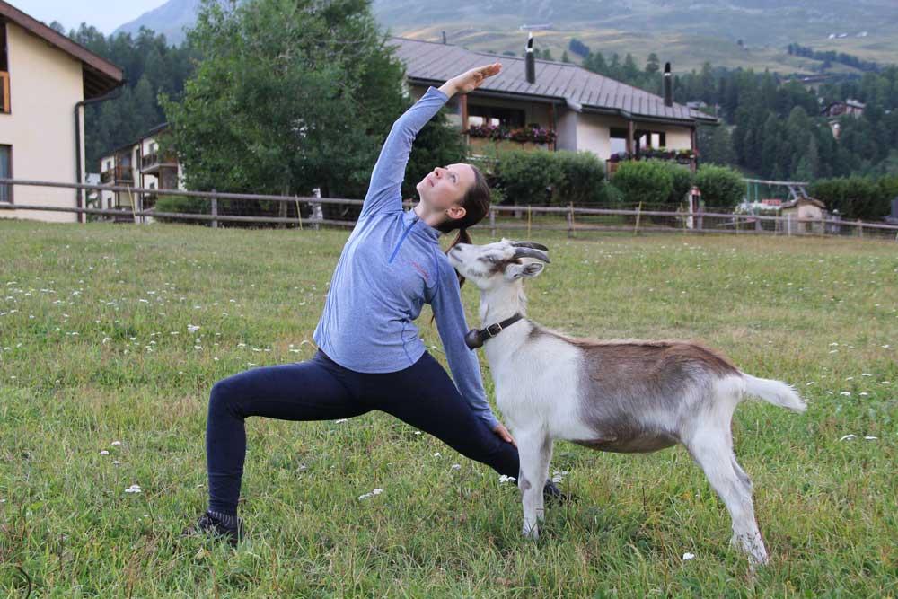 Geissen-Yoga